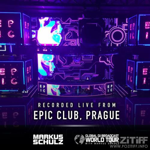 Markus Schulz - Global DJ Broadcast (2018-07-12) World Tour Prague
