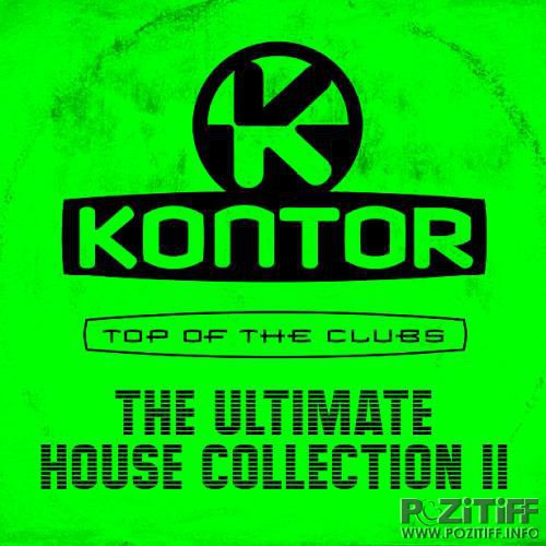 Kontor Top Of The Clubs: The Ultimate House Collection II (2018)