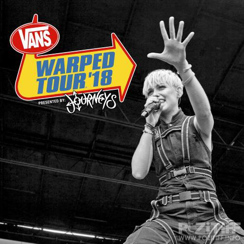Warped Tour 2018 Compilation (2018)