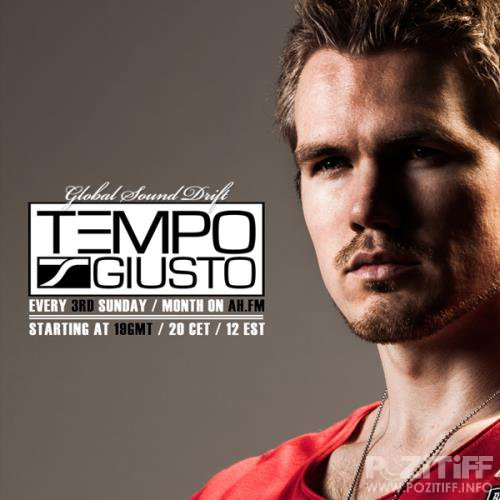 Tempo Giusto - Global Sound Drift 125 (2018-07-15)