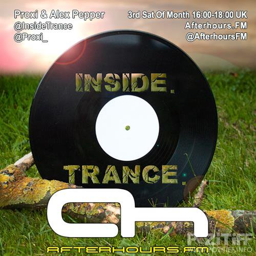 Proxi & Alex Pepper - Inside Trance 024 (2018-07-21)