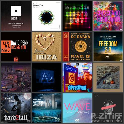 Beatport Music Releases Pack 367 (2018)