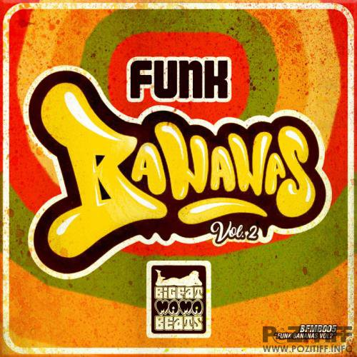 Funk Bananas Vol. 2 (2018)