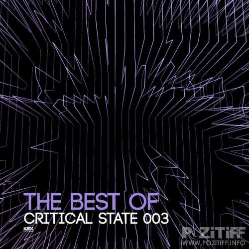 Komplex Sounds (KSX) - The Best Of Critical State 003 (2018)