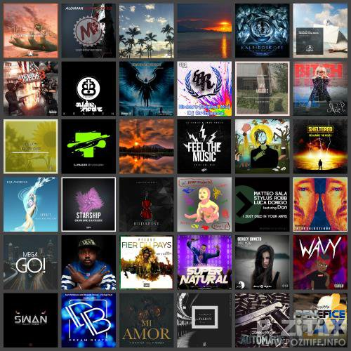 Beatport Music Releases Pack 392 (2018)