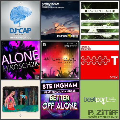 Beatport Music Releases Pack 413 (2018)