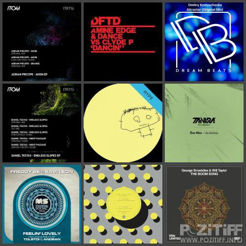 Beatport Music Releases Pack 420 (2018)