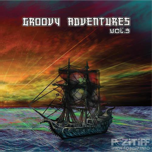 Groovy Adventures Vol. 3 (2018)