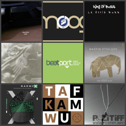 Beatport Music Releases Pack 423 (2018)