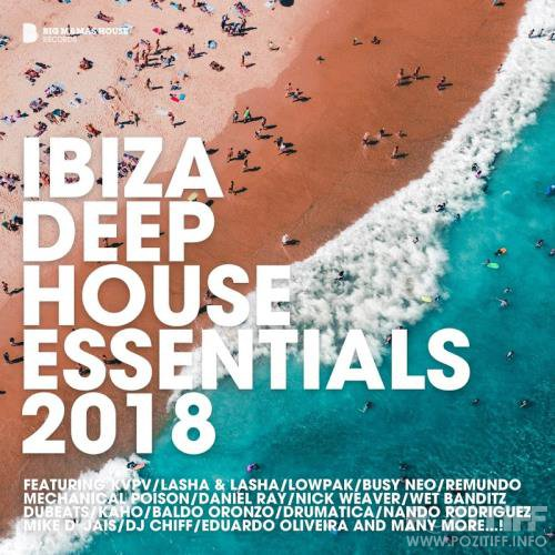 Ibiza Deep House Essentials 2018 (2018)