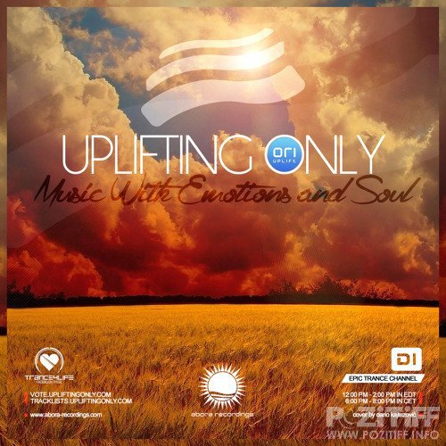 Ori Uplift & Rich Triphonic - Uplifting Only 288 (2018-08-16)