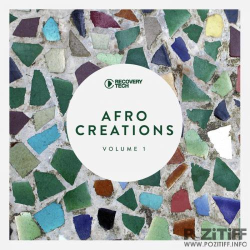Afro Creations Vol  1 (2018)