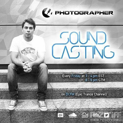 Photographer - SoundCasting 218 (2018-08-17)