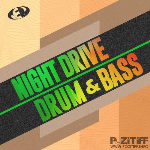 Night Drive Drum and Bass, Vol. 7 (2018)