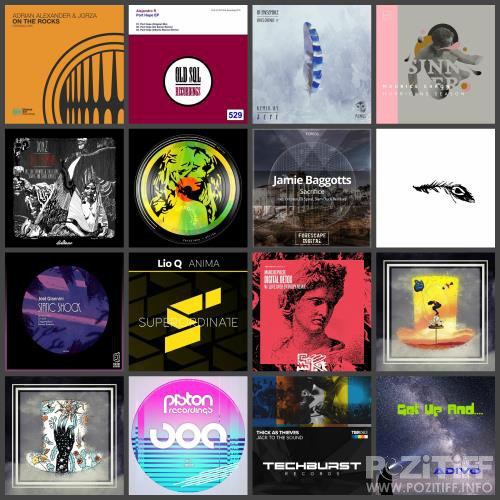 Beatport Music Releases Pack 443 (2018)
