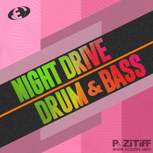 Night Drive Drum & Bass, Vol.8 (2018)