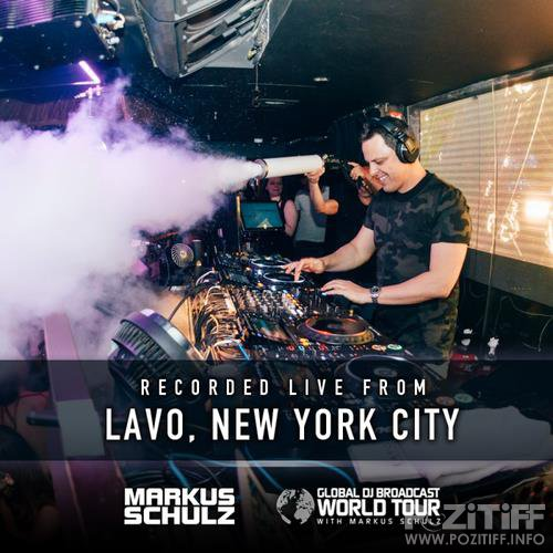 Markus Schulz - Global DJ Broadcast (2018-09-06) World Tour New York City