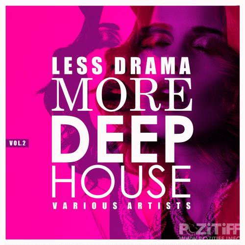 Less Drama More Deep-House, Vol. 2 (2018)