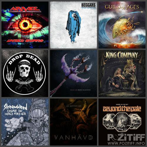 Metal Music Collection Pack 025 (2018)