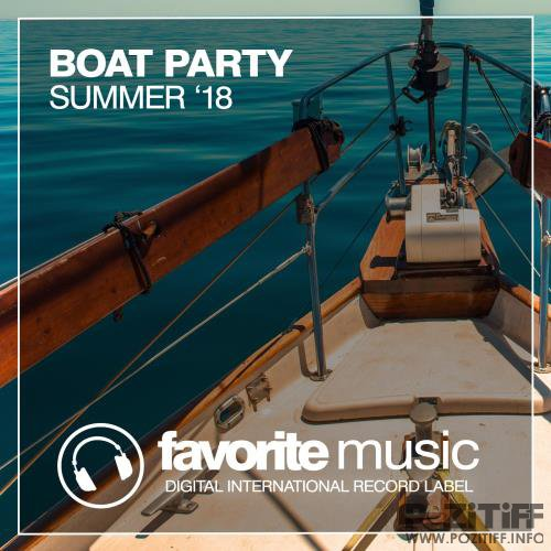 Boat Party Summer '18 (2018)