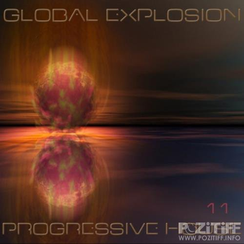 Global Explosion : Progressive House 1 (2018)