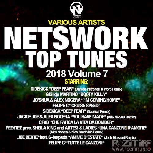 Netswork Top Tunes 2018, Vol. 7 (2018)