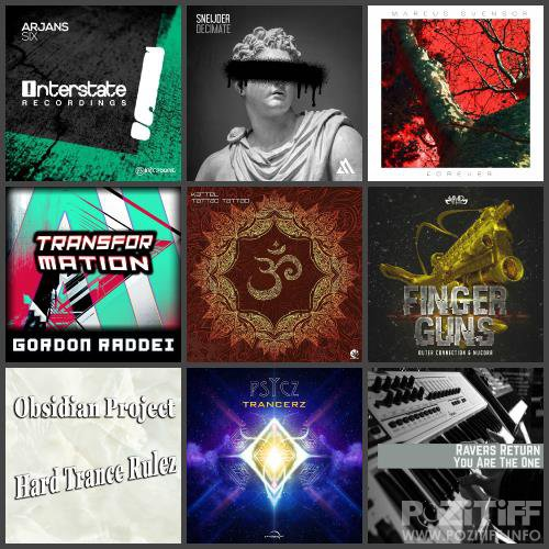 Beatport Music Releases Pack 486 (2018)