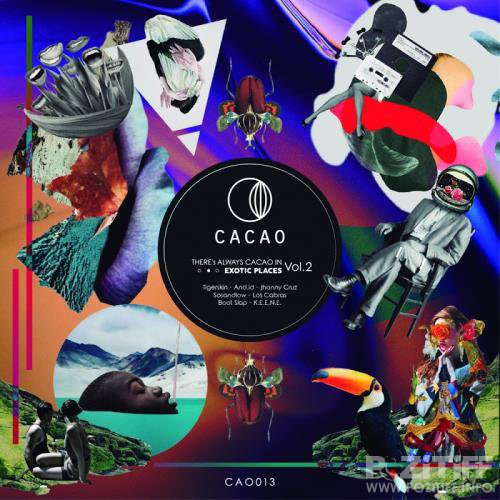 There's Always Cacao In Exotic Places, Vol. 2 (2018)