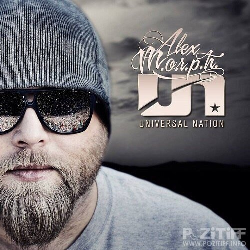 Alex M.O.R.P.H. - Universal Nation 183 (2018-10-01)