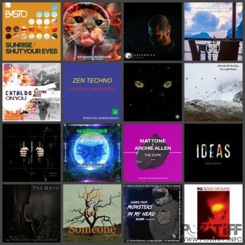 Beatport Music Releases Pack 530 (2018)