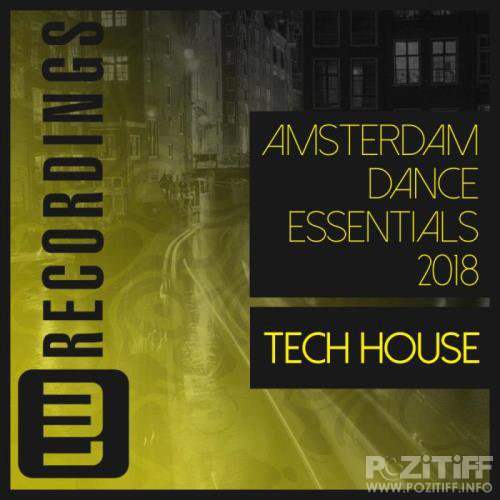Amsterdam Dance Essentials 2018: Tech House (2018)