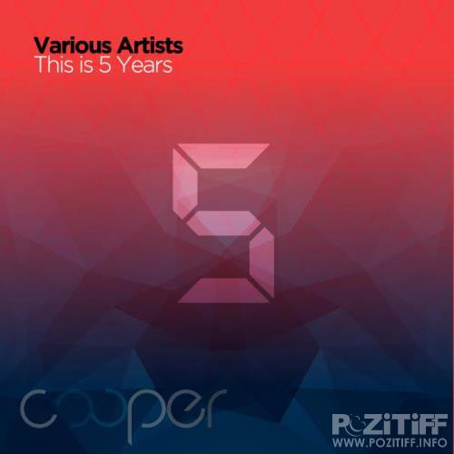 Cooper Recordings - This Is 5 Years (2018)
