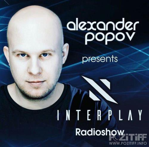 Alexander Popov - Interplay Radioshow 212 (2018-10-07)