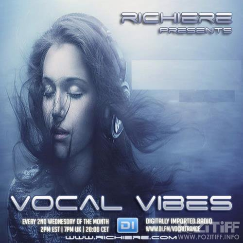 Richiere - Vocal Vibes 072 (2018-10-17)