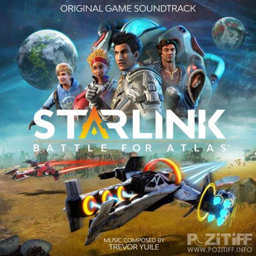 Trevor Yuile - Starlink Battle for Atlas (Original Game Soundtrack) (2018)