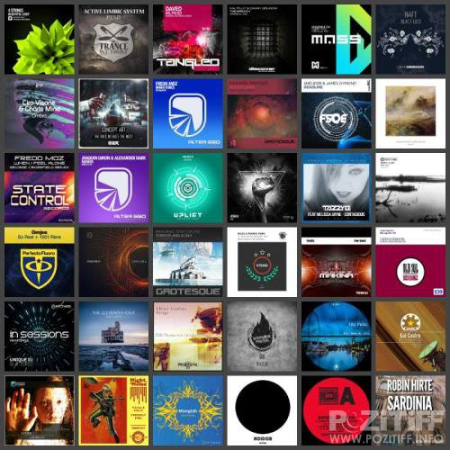 Beatport Music Releases Pack 551 (2018)
