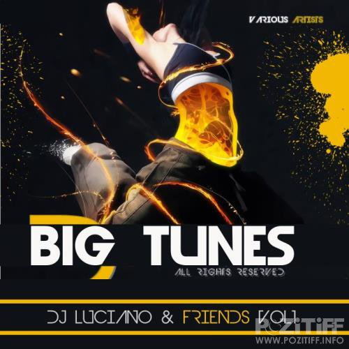 DJ Luciano & Friends, Vol. 1 (2018)