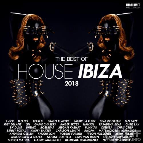 The Best Of House Ibiza 2018 (2018)