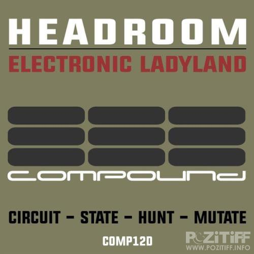 Headroom - Electronic Ladyland (2018)