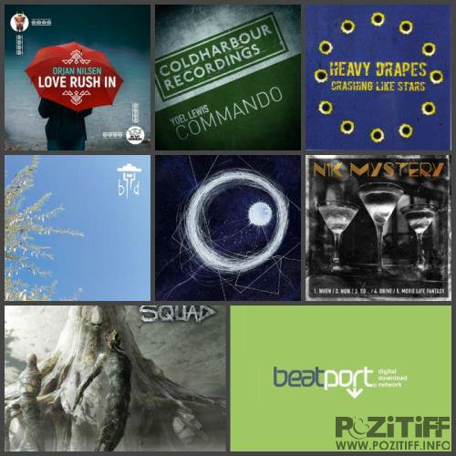 Beatport Music Releases Pack 633 (2018)