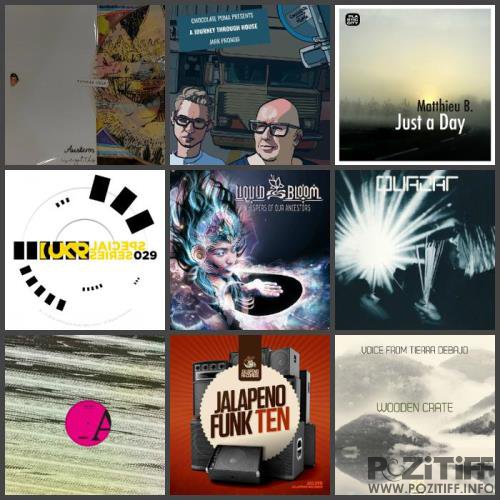 Beatport Music Releases Pack 635 (2018)
