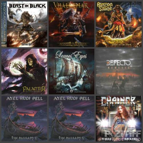 Heavy Metal Collections Vol. 11 (2018) FLAC
