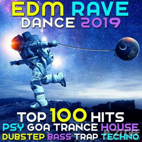 EDM Rave Dance 2019 Top 100 Hits Psy Goa Trance House Dubstep Bass Trap Techno (2018)