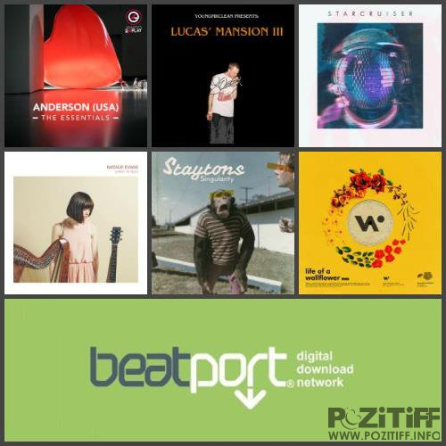 Beatport Music Releases Pack 673 (2019)