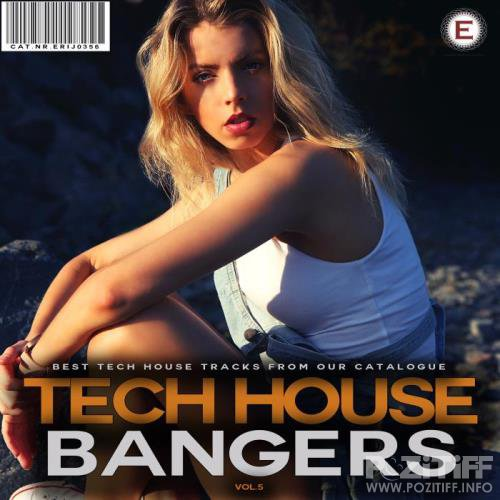 Tech House Bangers, Vol. 5 (2019)