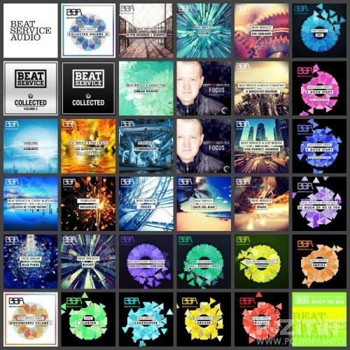 Label - Beat Service Audio (50 Releases) - 2011-2015 (2019) FLAC