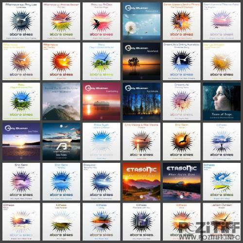 Abora Skies Label Pack (56 Releases) - 2013-2019 (2019) FLAC