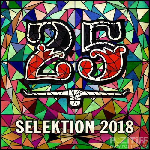 Bar25 Germany - Bar 25 Music Selektion 2018 (2018) FLAC