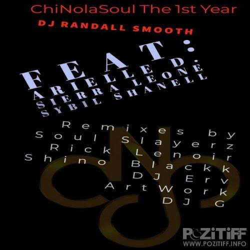 DJ Randall Smooth - The 1st Yr Celebration Remixes (2019)