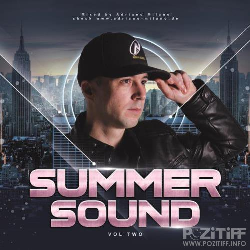 Summer Sound Vol.2 (Mixed By Adriano Milano) (2019)